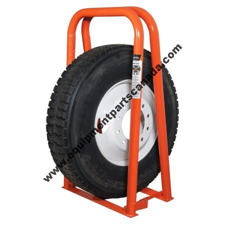 2-BAR WIDE-BASE PORTABLE TIRE INFLATION CAGE OEM MIC-2WB