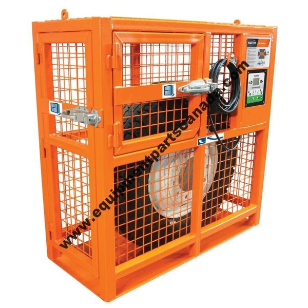 AUTOMATIC HD TIRE INFLATION CAGE 52'' OEM MIC-AUHD-52