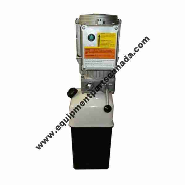 ROTARY POWER UNIT 208-230V SINGLE PHASE 60HZ OEM P3302