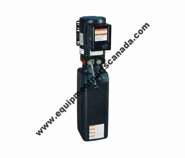 2 POST AND 4 POST POWER UNIT 208-230V, 3480 PSI RELIEF 2.3 GPM @ 2200PSI OEM 6-1176