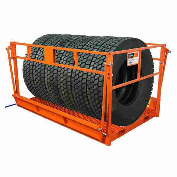 ORDER PICKING CAGE FOR TRUCK & BUS TIRES OEM MOPC-T72