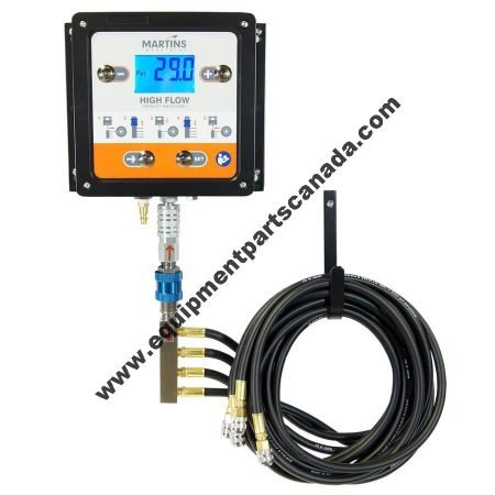 FLATEMATIC 4 WAY - AUTOMATIC TIRE INFLATOR 4 OUTLETS OEM MW-60-4WAY