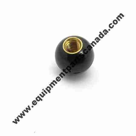 SAFETY LOCK AND LOWER HANDLE RELEASE KNOB