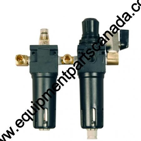 FILTER REGULATOR AND LUBRICATOR FOR TIRE CHANGERS OEM VARIOUS