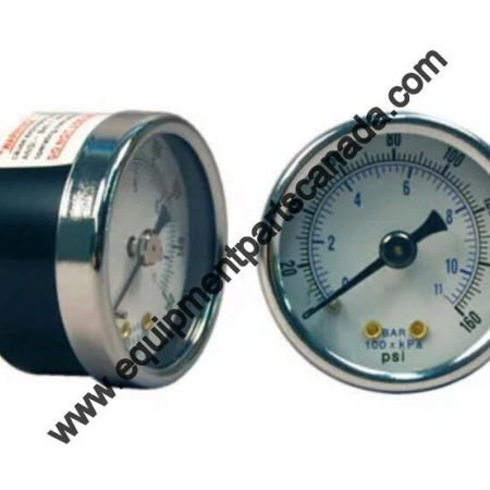 TIRE CHANGER PRESSURE GAUGE 0-160 PSI OEM VARIOUS