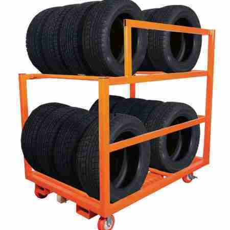 ORDER PICKING CAGE FOR PCR & SUV TIRES OEM MOPC-LT