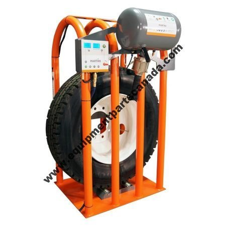 INFLATION PIT STOP - ALL-IN-ONE TYRE INFLATION CAGE OEM MIC-4-IPS