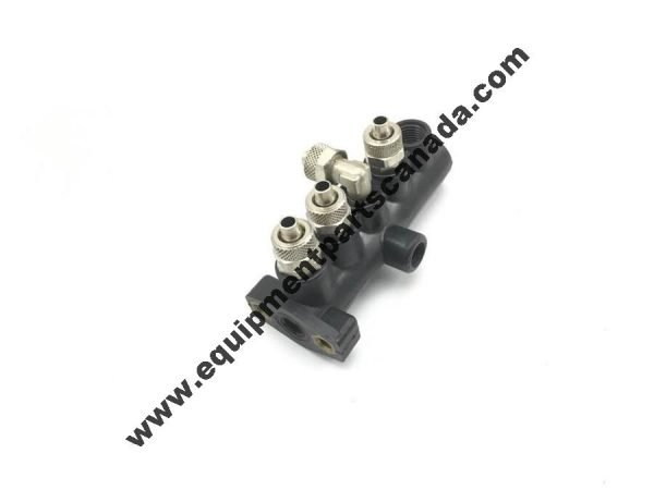 ACCUTURN TIRE CHANGER INFLATION AND BLAST VALVE OEM 103475