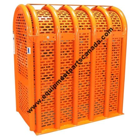 HD TYRE INFLATION SAFETY CAGE OEM MIC-6HD