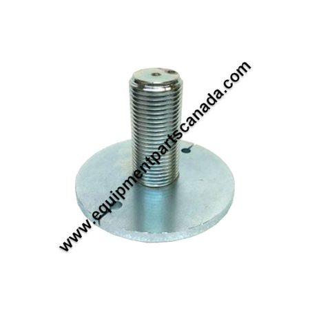 NUSSBAUM LIFT ARM STEEL PICK UP PLATE WITH SCREW WELDED OEM 10.276