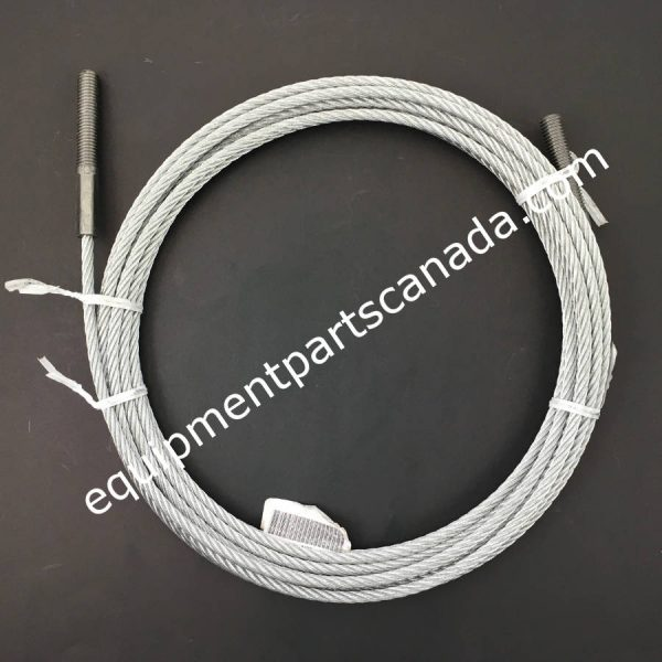 ROTARY 2 POST EQUALIZATION CABLE OEM # N33 spoa9