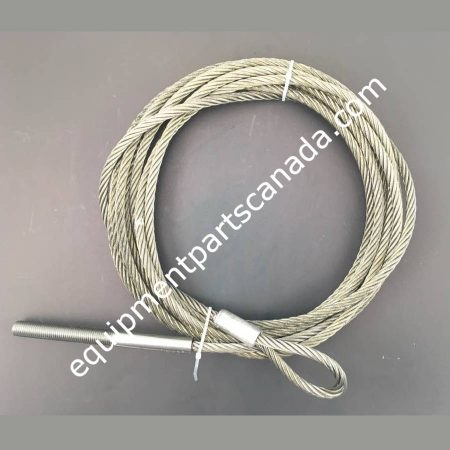 HYDRA LIFT 98 OPEN FRONT CABLE OEM# 98580