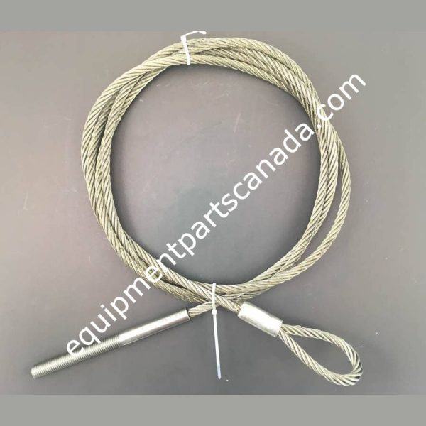 HYDRA LIFT 4 POST 98 OPEN FRONT LIFTING CABLE OEM# 98583HYDRA LIFT 4 POST 98 OPEN FRONT LIFTING CABLE OEM# 98583