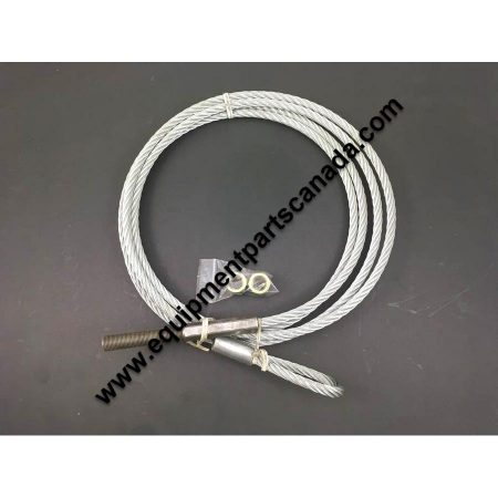 HYDRALIFT OPEN BEAM 4 POST LIFTING CABLE REAR LEFT OEM 78582