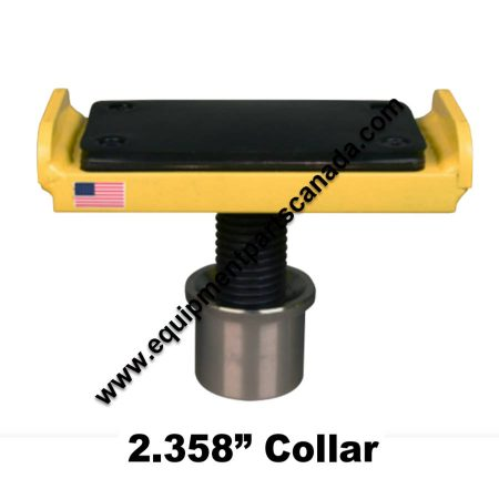 GM 2019 TRUCK ADAPTER FOR CHALLENGER LIFTS WITH 2-3/8 INCH HOLE