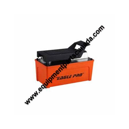 EAGLE PRO AIR HYDRAULIC JACK BEAM PUMP FOR ROLLING BRIDGE JACKS