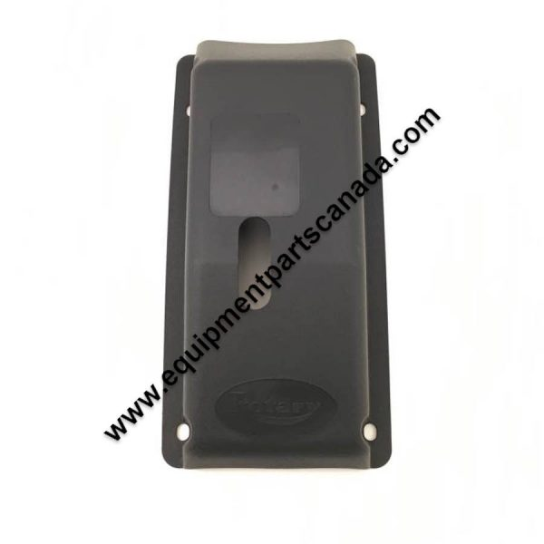 ROTARY 2 POST POWER SIDE PLASTIC SAFETY COVER OEM # FJ7452