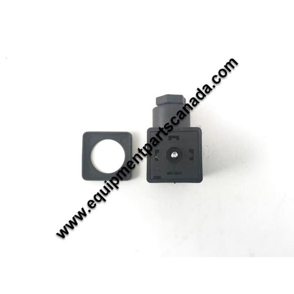 HYDRAULIC VALVE CONNECTOR FOR 24V DC SYSTEM - D36 COIL