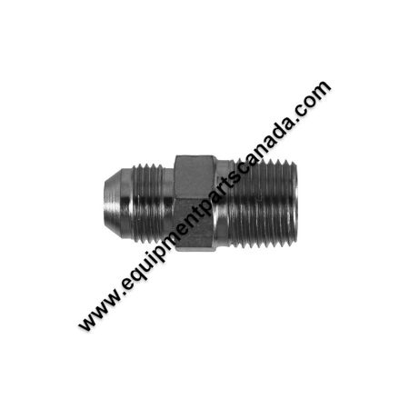 "HYD FITTING 1/4 NPT MALE TO 3/8"" JIC MALE"
